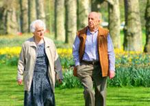 Cuidado con las caídas de nuestros mayores