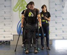 EKSO Esqueleto: Una revolución en tratamiento de la lesión medular