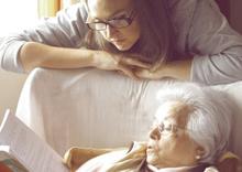 Ayuda para envejecer en casa