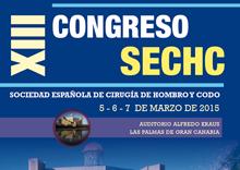 XIII Congreso de la Sociedad Española de Cirugía de Hombro y Codo (SECHC)