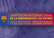 El FC Barcelona organizará el Simposio Internacional de la Discapacidad y el Fútbol