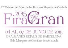 FiraGran 2015, el 17º Salón de las Personas Mayores de Cataluña llega del 4 al 7 de junio a Barcelona
