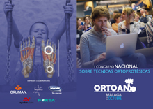 I Congreso Nacional sobre Técnicas Ortoprotésicas