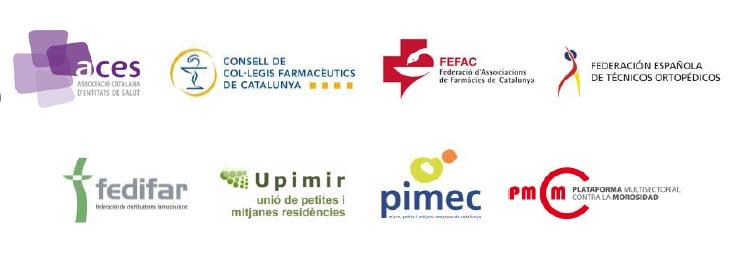PIMEC y las entidades del sector sanitario, farmacéutico y de la dependencia se unen para denunciar a las Administraciones