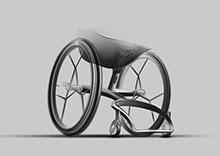 Una Silla de Ruedas personalizable e impresa en 3D
