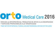 ORTO Medical Care 2016 abrirá sus puertas el próximo mes de noviembre en Feria de Madrid