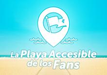Más de 80 playas compiten por ser la mejor valorada en accesibilidad