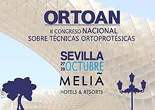 II Congreso Nacional de Técnicas Ortoprotésicas de ORTOAN
