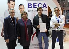 FETOR entrega su IX Beca en el marco de Orto Medical Care 2018