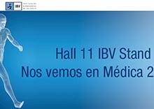 El IBV presenta en MEDICA tecnologías innovadoras basadas en la biomecánica que asesoran al personal sanitario a la hora de pronosticar la salud del paciente