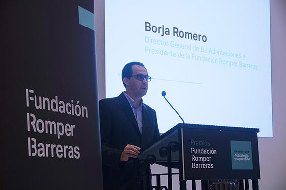Los Premios Romper Barreras entregan premios en su edición más emotiva y con más apoyo