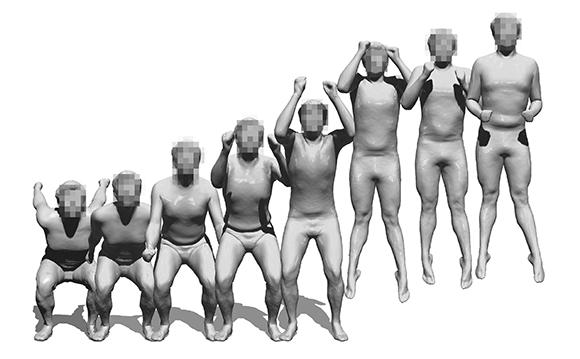 IBV trabaja en una tecnología disruptiva para capturar el movimiento humano en 3D