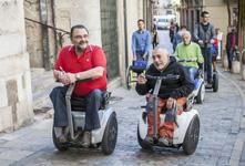 Válida sin barreras presenta Genny, una revolucionaria silla de ruedas con tecnología Segway