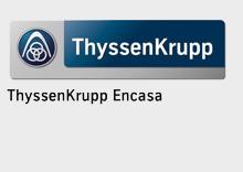 ThyssenKrupp Encasa recibe dos certificaciones; OHSAS 18001 y la Norma UNE-EN ISO 14001