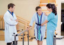 Relación de Ayuda en la Ortopedia - II