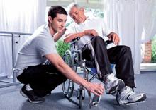 Relación de Ayuda en la Ortopedia III