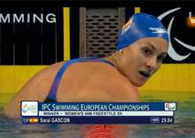 Campeonato del Mundo de Natación Paralímpica Glasgow 2015