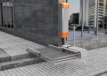 INGENIUM, la nueva plataforma elevadora de  Válida sin barreras
