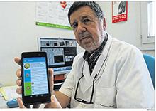 Ocho hospitales catalanes usan con éxito una app para dejar de fumar