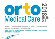 ORTO Medical Care 2018 se celebrará los próximos días 25 y 26 de octubre en el pabellón IV de IFEMA