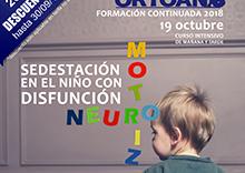 Sedestación en el Niño con Disfunción Neuromotriz
