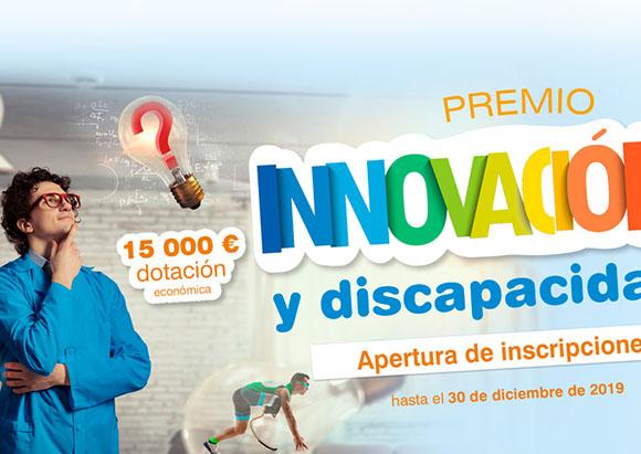 """Nace el """"Premio Innovación y Discapacidad"""""""